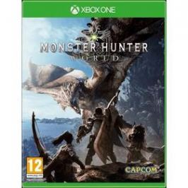 Capcom Xbox One MONSTER HUNTER: WORLD (5055060967331)