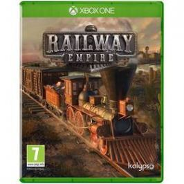 kalypso XBOX ONE - Railway Empire (71713)