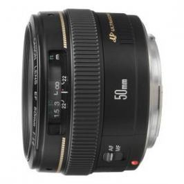 Canon EF 50mm f/1.4 USM (2515A019AA) černý