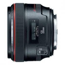 Canon EF EF 50mm f/1.2 L (1257B007AA) černý