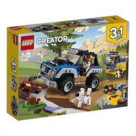 LEGO® CREATOR® 31075 Dobrodružství ve vnitrozemí