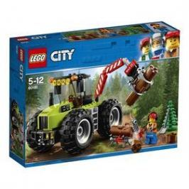 LEGO® CITY® 60181 Traktor do lesa
