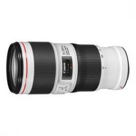 Canon EF 70-200mm f/4.0 L USM (2578A013AA) černý/bílý