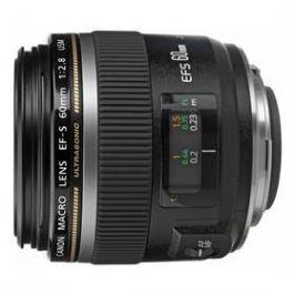 Canon EF-S 60mm f/2,8 (0284B013AA) černý