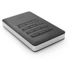 Verbatim Store 'n' Go 1TB, s numerickou klávesnicí pro šifrování (53401) stříbrný/šedý