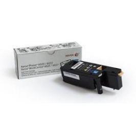 Xerox 106R02761 pro tiskárny Phaser 6020/6022, WorkCentre 6025/6027 1000 str.- cyan (106R02760)