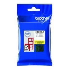 Brother LC3619XLY pro tiskárny MFC-J2330DW/J3530DW/J3930DW 3000 str. (LC3619XLY) žlutá