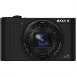 Sony Cyber-shot DSC-WX500 (DSCWX500B.CE3) černý