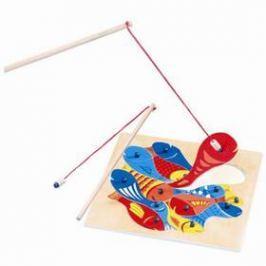 Bino Rybičky s udičkou - puzzle