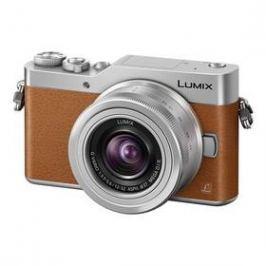Panasonic Lumix DC-GX800 + 12-32mm (DC-GX800KEGT) hnědý