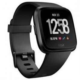 Fitbit Versa (NFC) - Black / Black Aluminum (FB505GMBK-EU)