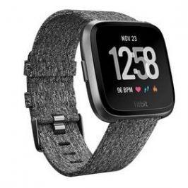 Fitbit Versa (NFC) - Charcoal Woven (FB505BKGY-EU)