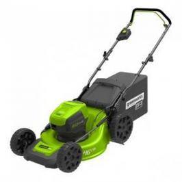 Greenworks GD60LM46HP, bez beterie a nabíječky