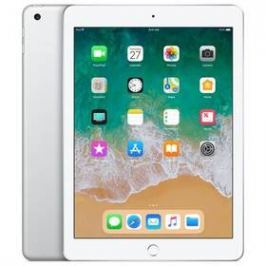 Apple iPad (2018) Wi-Fi 128 GB - Silver (MR7K2FD/A)