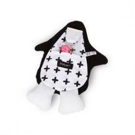 Nahřívací polštářek/muchláček Simply Good PLUS - černý/bílý