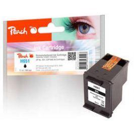 Peach HP 651, (319929) černá