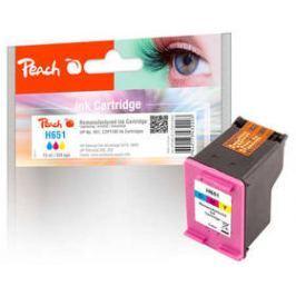 Peach HP 651, (319930) červená/modrá/žlutá