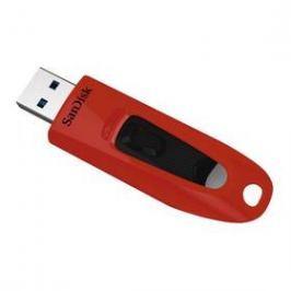 Sandisk Ultra 64 GB (SDCZ48-064G-U46R) červený