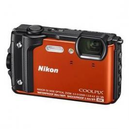 Nikon Coolpix W300, Holiday Kit (VQA071K001) oranžový