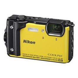 Nikon Coolpix W300, Holiday Kit (VQA072K001) žlutý