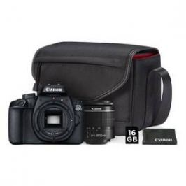 Canon EOS 4000D + 18-55 + VUK (3011C013) černý