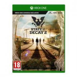 Microsoft Xbox One State of Decay 2 (5DR-00021)