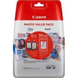 Canon PG-545XL/CL-546XL PHOTO VALUE Pack, CMYK (8286B006)
