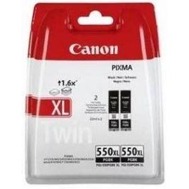 Canon PGI-550 XL TWIN blistr (6431B005) černá
