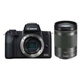 Canon EOS M50 + EF-M18-150 (2680C042) černý