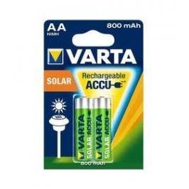 Varta Solar Rechargeable Accu, AA, 800 mAh, 2 ks
