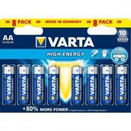 Varta High Energy, AA, 8 ks