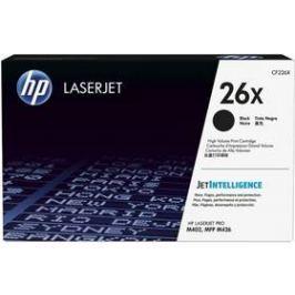 HP 26X  (CF226XC) (CF226XC) černý