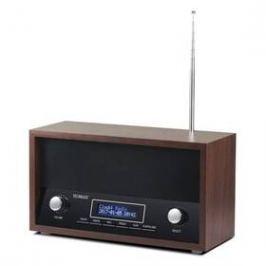 Technaxx TX-95 (4718) černý/dřevo