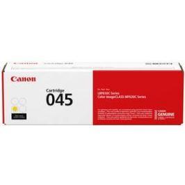 Canon CRG 045 Y, 1300 stran, (1239C002) žlutý