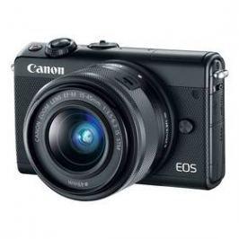 Canon EOS M100 + EF-M 15-45mm IS STM (2209C096) černý