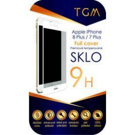 TGM Full Cover pro iPhone 7+/8+ (TGMAPIP7P8PWH) bílé