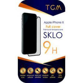 TGM Full Cover pro Apple iPhone X (TGMAPIPXBL) černé