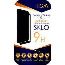 TGM Full Cover pro Samsung Galaxy A6 Plus (TGMSGA6PBL) černé