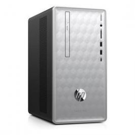 HP Pavilion 590-p0000nc (4JW82EA#BCM) stříbrný