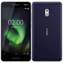 Nokia 2.1 Single SIM (11E2MX01A07) stříbrný/modrý