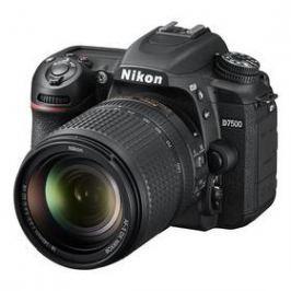 Nikon D7500 + 18-140mm AF-S DX VR černý