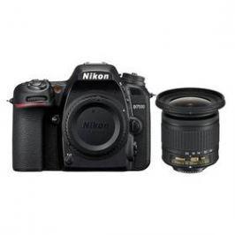 Nikon D7500 + 10-20mm AF-P DX VR černý