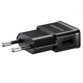 Samsung ETA0U80, 1x USB, 1A + MicroUSB kabel (ETA0U80EBEGSTD) černá Nabíječky
