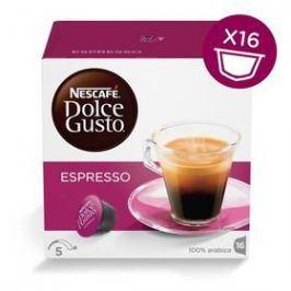 Nescafé Dolce Gusto ESPRESSO Kapsle a káva