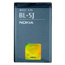 Baterie Nokia BL-5J Li-Ion 1320mAh - černá (02711B6) Baterie pro mobily