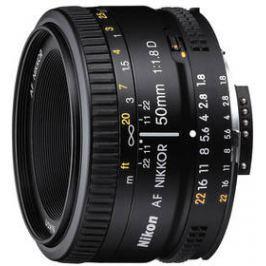 Nikon NIKKOR 50MM F1.8 AF D černý