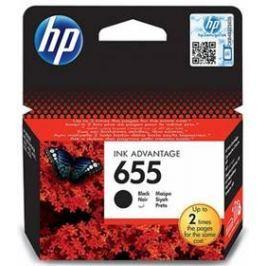 HP No. 655, 550 stran - originální (CZ109AE) černá