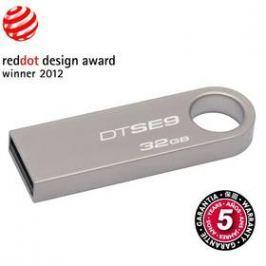 Kingston DataTraveler SE9 32GB (DTSE9H/32GB) kovový