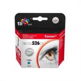 TB Canon CLI-526C - kompatibilní (TBC-CLI526CY) modrá