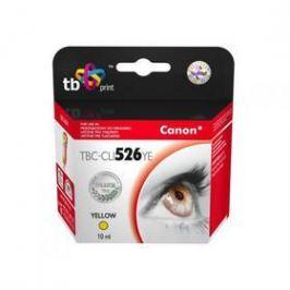 TB Canon CLI-526Y - kompatibilní (TBC-CLI526YE) žlutá